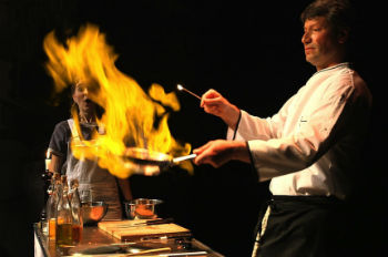 Toque of the Town: A Theatrical Celebration of French Gastronomy