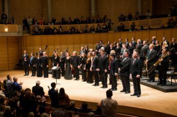 Festive Cantatas – J.S. Bach Magnificat