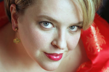 Soprano Karina Gauvin with Les Boreades – Works of Henry Purcell