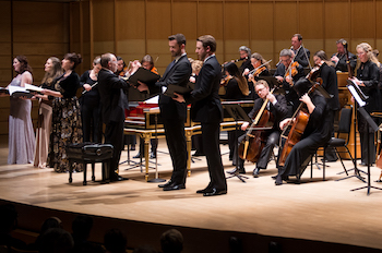 J.S. Bach – St. John Passion at The Chan Centre