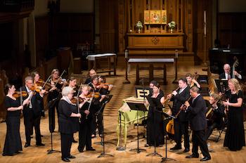 Festive Cantatas – Vivaldi – Gloria and Magnificat