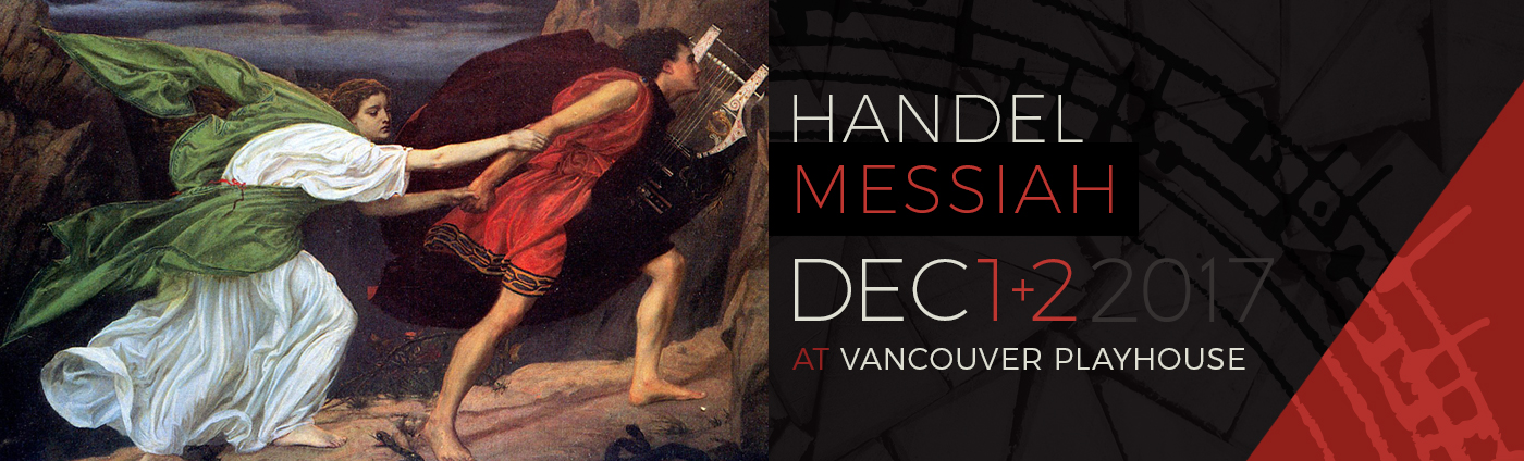 Handel's Messiah - Early Music Vancouver