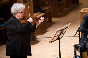 Bach, Beethoven and Brahms with Monica Huggett and Byron Schenkman