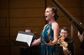Festive Cantatas: A Monteverdi Christmas Vespers