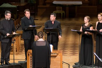 Bach Cantatas: Actus Tragicus