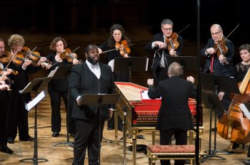 Musica Transalpina:  Vivaldi to Bach with Reginald Mobley and Pacific MusicWorks