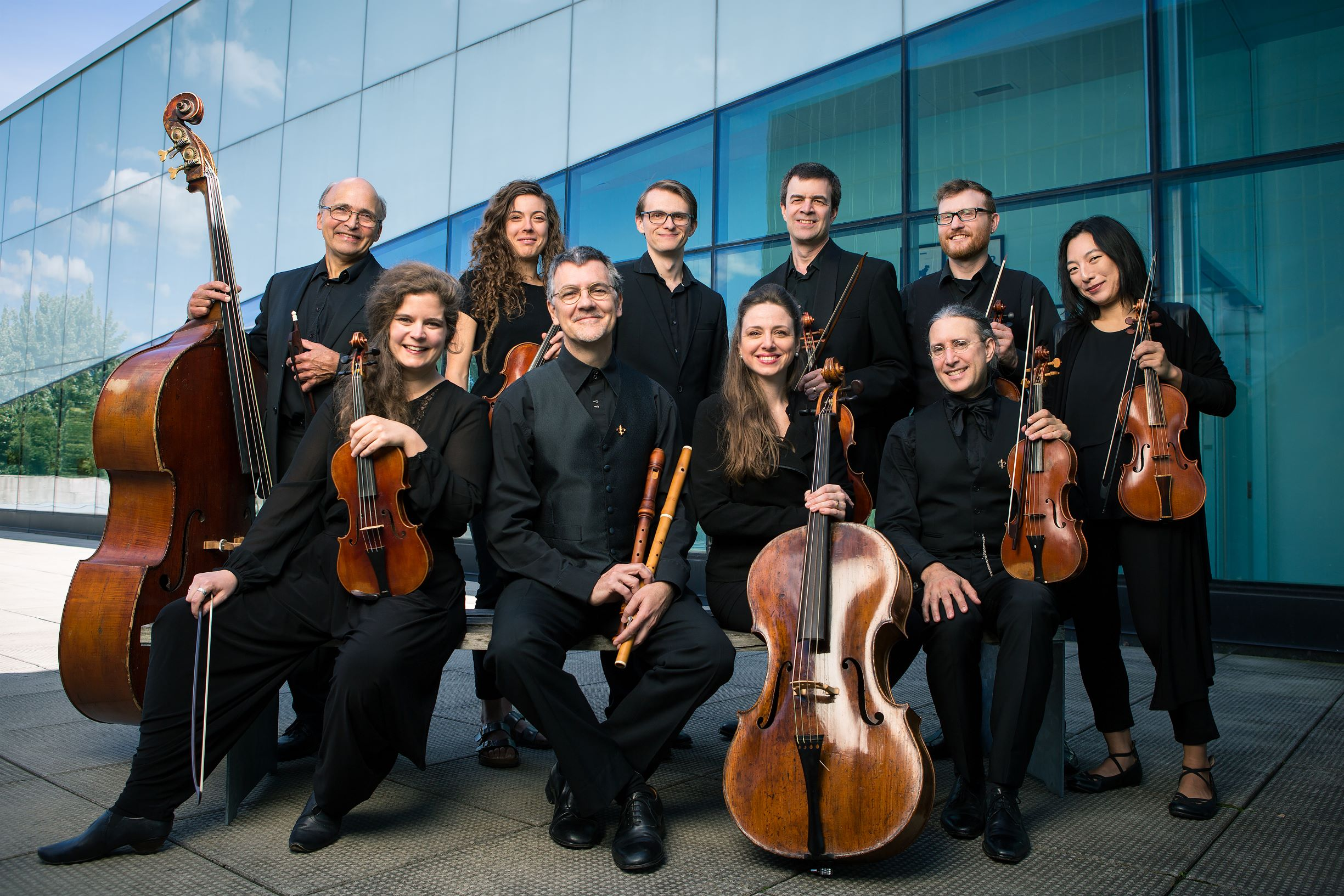 Bach Complete Brandenburg Concertos Pt  1 - Early Music