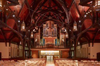 Bach Clavier-übung III – The Organ Mass, feat. Alexander Weimann
