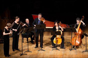J.S. Bach Concertos feat. Pacific Baroque Orchestra
