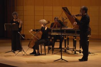 Vivaldi & Bach: The Trio Sonata in the 18th Century