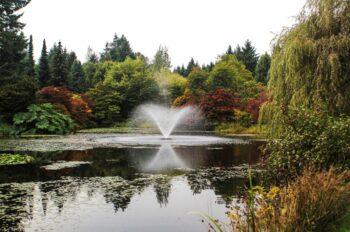 Sounds Natural at the VanDusen Botanical Garden