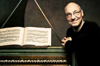 Andreas Staier Inaugurates EMV's Graf Piano with Mozart, Haydn & Schubert