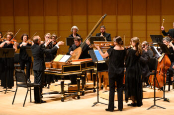 Festive Cantatas: Bach's Christmas Oratorio feat. Pacific Baroque Orchestra